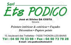 PUB SERVICES Thonon Les Bains CARTE DE VISITE